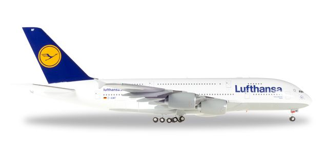 Herpa Wings 1:500 Airbus A380-800 Lufthansa 2018 533072
