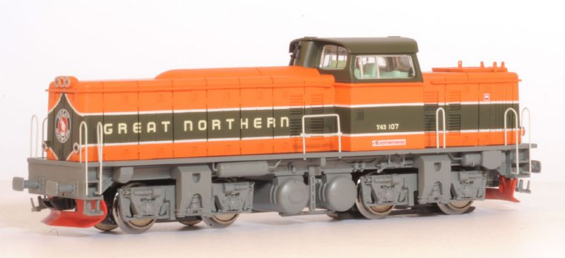 T43-107 Great Northern, Jeco