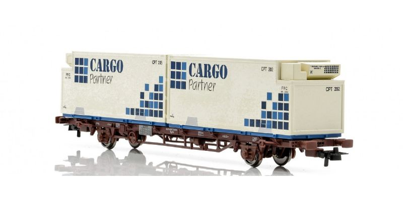lagerCont.vagn Cargo Partner, NMJ