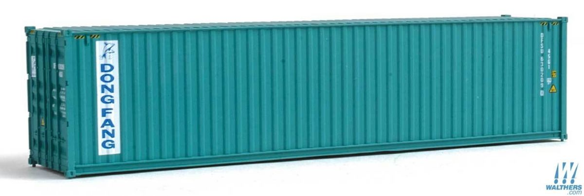 40' Container Dong Fang, Walthers